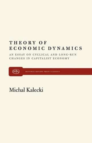 Theory of Economic Dynamics