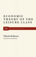 The Economic Theory of the Leisure Class