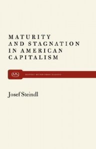 Maturity and Stagnation in American Capitalism