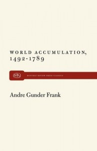 World Accumulation, 1492-1789