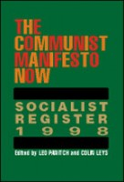 Socialist Register 1998: Communist Manifesto Now