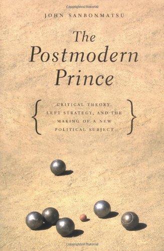 The Postmodern Prince