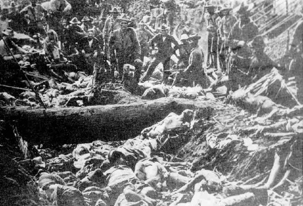 The Moro Massacre