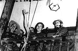 Historic photograph, Cuban revolution