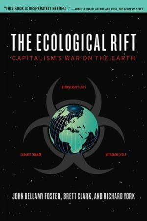 The Ecological Rift