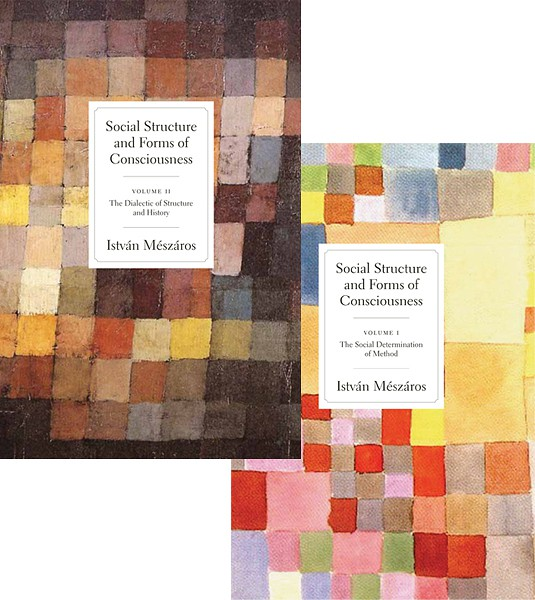Social Structure and Forms of Consciousness, Two-Volume Set