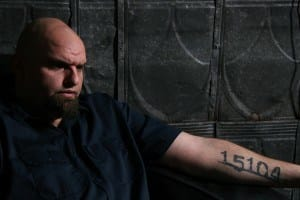 Mayor John Fetterman