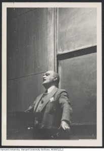 Joseph A. Schumpeter debating Paul M. Sweezy