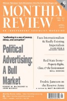 Monthly Review Volume 63, Number 11 (April 2012)