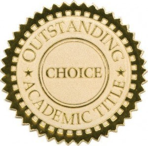 Choice Outstanding Academic Title