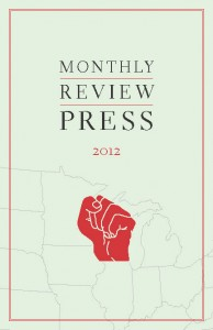 2012 Monthly Review Press Catalog