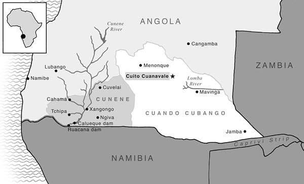 Monthly Review | The Military Defeat of the South Africans in Angola
