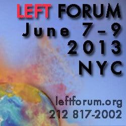 left forum 2013
