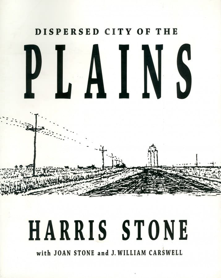 Dispersed City of the Plains by Harris Stone