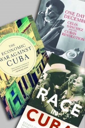 Three MRP Books on Cuba