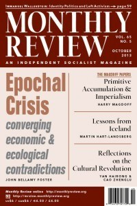 Monthly Review Volume 65, Number 6 (October 2013)