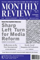 Monthly Review Volume 65, Number 9 (February 2014)