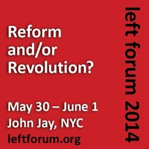 left forum logo