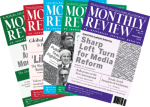 Subscribe to Monthly Review!