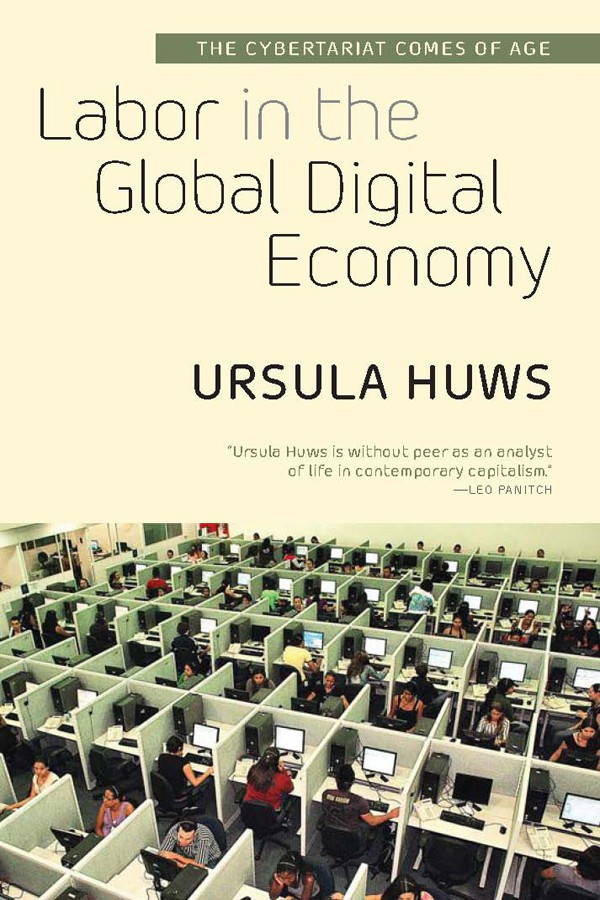 labor in the global digital economy cover