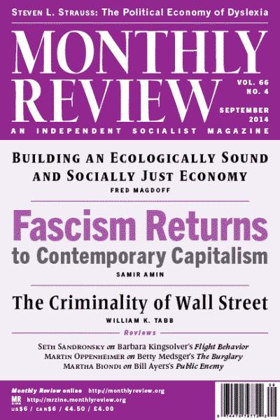 September 2014 (Volume 66, Number 4)