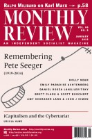 Monthly Review Volume 66, Number 8 (January 2015)