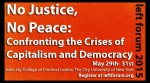 Monthly Review at the Left Forum, May 29-31, NYC