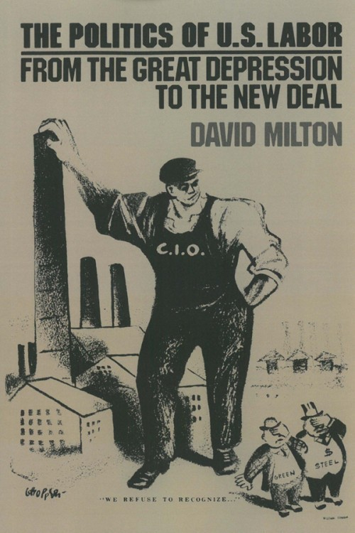 The Politics of U.S. Labor: From the Great Depression to the New Deal | Monthly Review Press