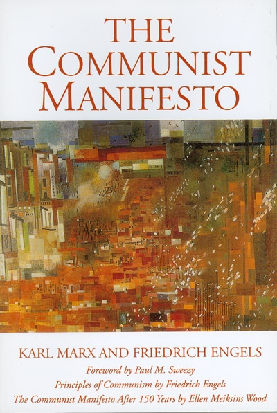 the communist manifesto monthly review press pb9363