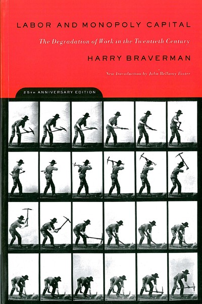 deskilling thesis harry braverman