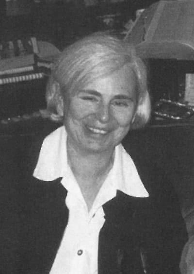 Ellen Meiksins Wood