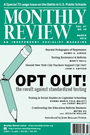 March 2016 (Volume 67, Number 10)