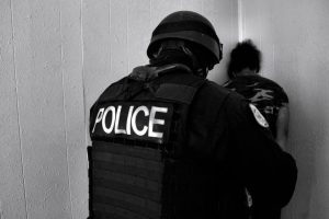 East-side raid - Detroit Police