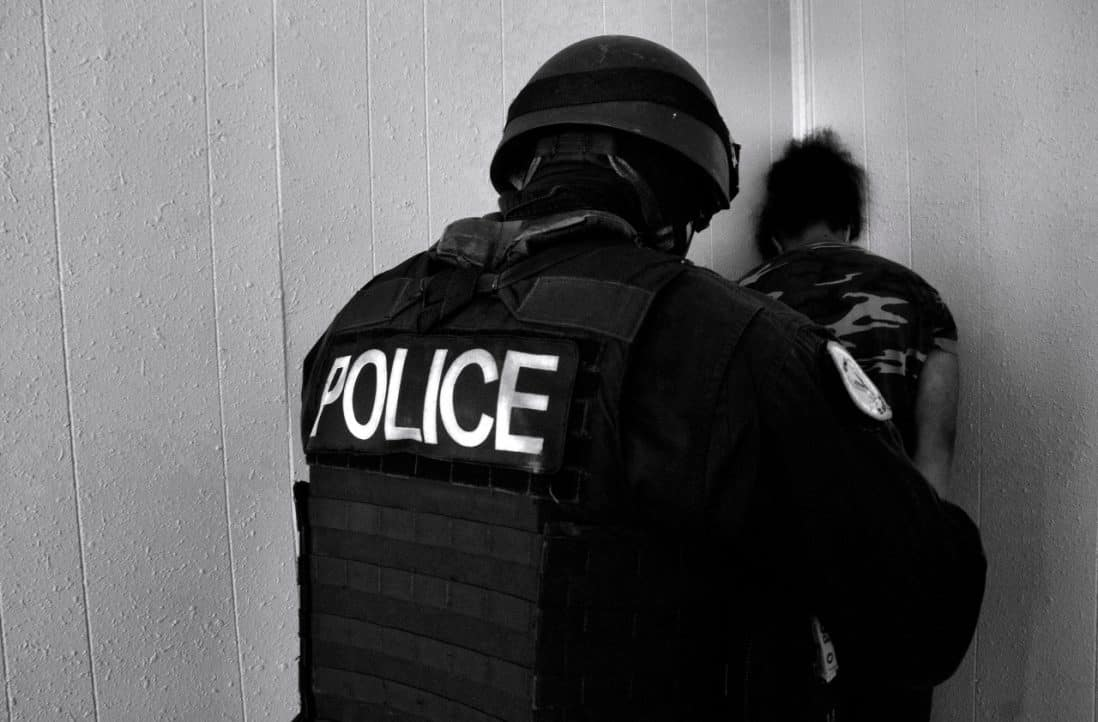 Monthly Review Policing The Poor In Detroit