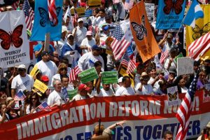 2013 Immigration Reform March