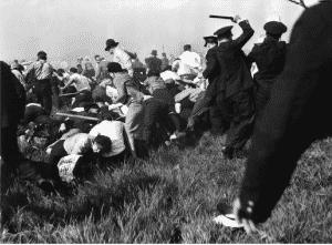 Memorial Day Massacre, 1937