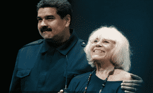 Nicolas Maduro & Marta harnecker