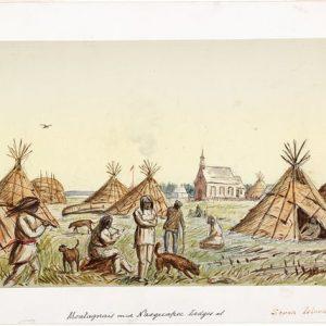 Montagnais and Nasquapee Lodges at Seven Islands