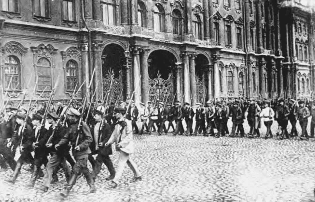 an analysis of the russian revolution of 1917 When one compares the french and the russian revolutions makes the russian revolution of 1917 the lead-up to the french revolution • summary and analysis.