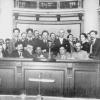 Presidium of the Second Northern Oblast Congress of Soviets