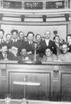 Presidium of the Second Northern Oblast Congress of Soviets