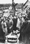 Uritskii's funeral
