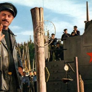 "Alan Arkin in ""The Russians are Coming The Russians are Coming"""
