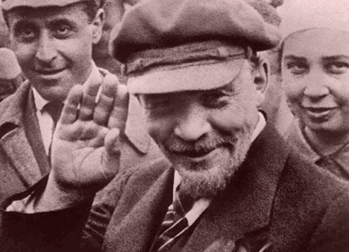 monthly review reconstructing lenin reviewed by science society