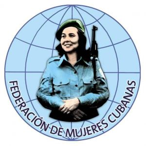 Logo of The Federation Cuban Women