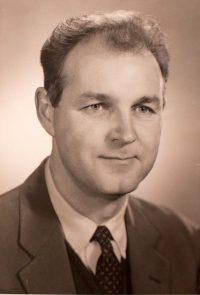 Doug Dowd in 1960