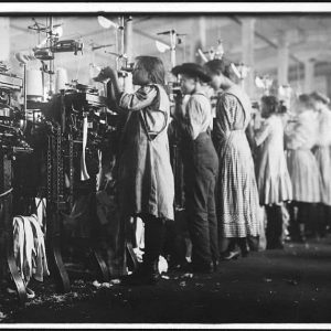 The Ten Hours Act of 1847 - Child Labor in England During the Industrial Revolution