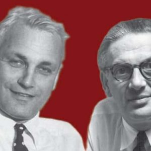 Paul M. Sweezy and Paul A. Baran