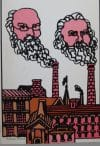 Marx Proudhon and European socialism