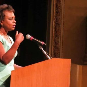 Anita Hill in Kansas City